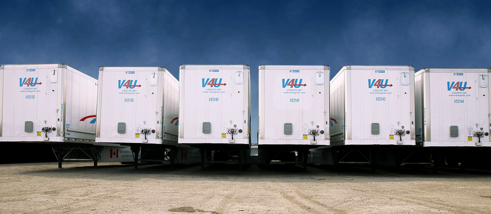 V4U Logistic Inc